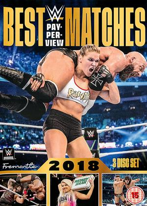 WWE: Best Pay-Per-View Matches 2018 Online DVD Rental
