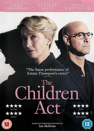 The Children Act Online DVD Rental