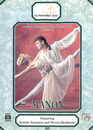 Rent Manon: The Australian Ballet (Noel Smith) Online DVD & Blu-ray Rental