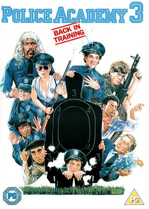 Rent Police Academy 3 (aka Police Academy: Back in Training) Online DVD & Blu-ray Rental