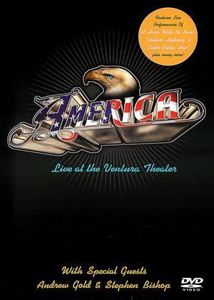 Rent America: Live at the Ventura Theatre (aka America and Friends: Live at the Ventura Theater) Online DVD & Blu-ray Rental