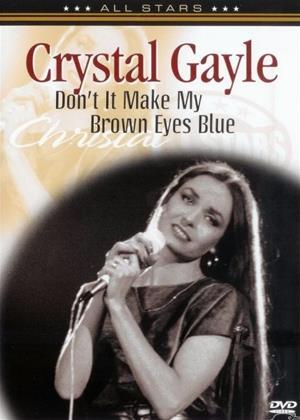 Rent Crystal Gayle: Don't It Make My Brown Eyes Blue Online DVD & Blu-ray Rental