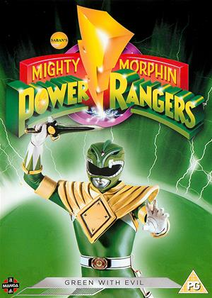 Rent Power Rangers: Green with Evil (aka Mighty Morphin Power Rangers: Green with Evil) Online DVD & Blu-ray Rental