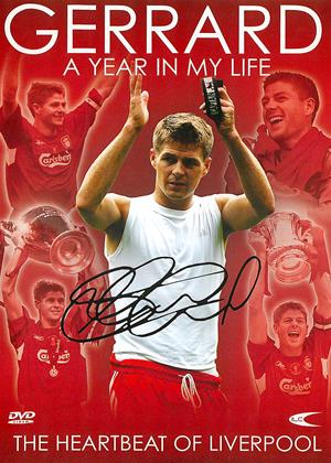 Rent Steven Gerrard: A Year in My Life Online DVD & Blu-ray Rental