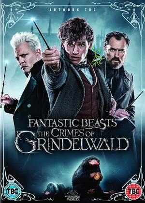 Fantastic Beasts: The Crimes of Grindelwald Online DVD Rental