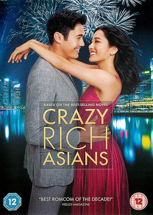 Crazy Rich Asians Online DVD Rental