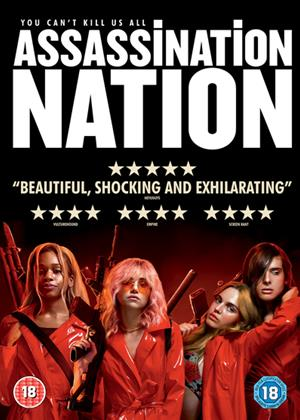 Rent Assassination Nation Online DVD Rental