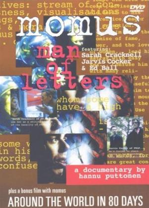 Rent Momus: Man of Letters Online DVD & Blu-ray Rental