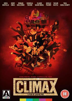 Climax Online DVD Rental