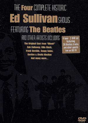 Rent The Beatles: The Four Historic Ed Sullivan Shows Online DVD & Blu-ray Rental