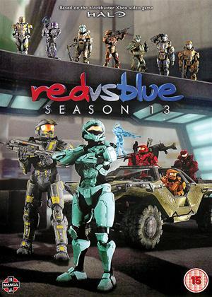Rent Red vs. Blue: Series 13 Online DVD & Blu-ray Rental