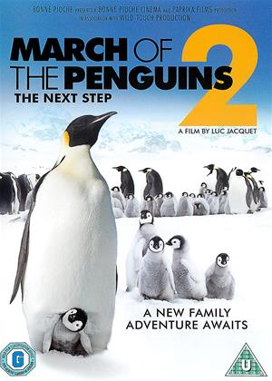 Rent March of the Penguins 2: The Next Step (aka L'Empereur) Online DVD & Blu-ray Rental