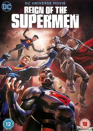 Rent Reign of the Supermen Online DVD & Blu-ray Rental