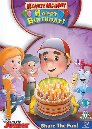 Handy Manny: Happy Birthday! Online DVD Rental