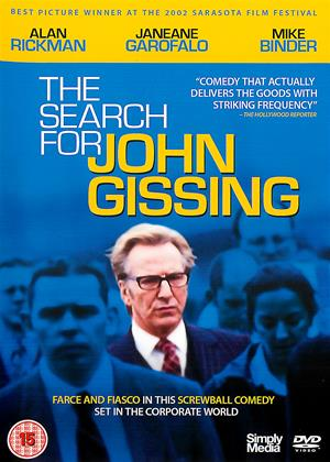 Rent The Search for John Gissing Online DVD & Blu-ray Rental