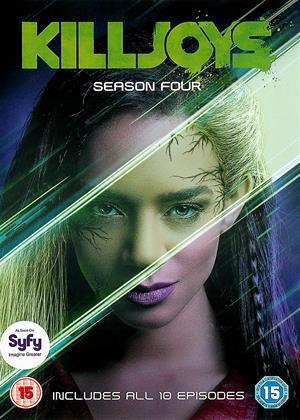 Rent Killjoys: Series 4 Online DVD Rental