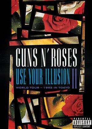 Rent Guns N' Roses: Use Your Illusion II (aka Guns N' Roses: Use Your Illusion: World Tour in Tokyo) Online DVD & Blu-ray Rental