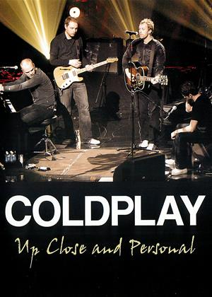 Rent Coldplay: Up Close and Personal Online DVD & Blu-ray Rental