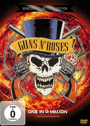 Rent Guns 'N' Roses: One in a Million Online DVD & Blu-ray Rental