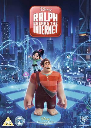 Ralph Breaks the Internet Online DVD Rental
