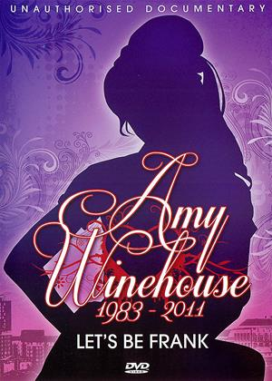 Rent Amy Winehouse: Let's Be Frank (aka Amy Winehouse: Let's Be Frank 1983-2011) Online DVD & Blu-ray Rental