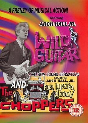 Rent Wild Guitar / The Choppers Online DVD & Blu-ray Rental
