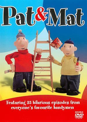 Rent Pat and Mat (aka Pat & Mat) Online DVD & Blu-ray Rental