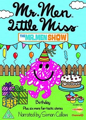 Rent The Mr. Men Show: Birthday Plus Six More Fun-Tastic Stories Online DVD & Blu-ray Rental