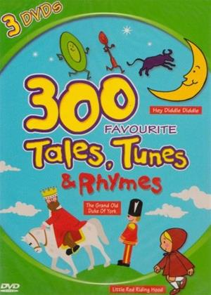 Rent 300 Favourite Tales, Tunes, Rhym Online DVD & Blu-ray Rental
