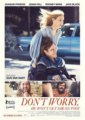 Rent Don't Worry, He Won't Get Far on Foot Online DVD Rental