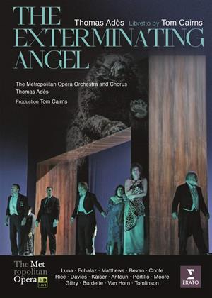 Rent The Exterminating Angel: Metropolitan Opera (Thomas Adès) Online DVD Rental