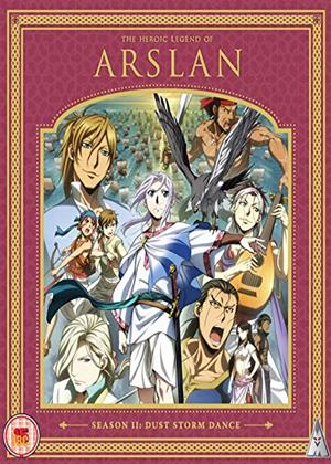 Rent The Heroic Legend of Arslan: Series 2 (aka The Heroic Legend of Arslan: Dust Storm Dance) Online DVD Rental