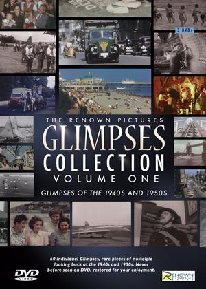 Rent Glimpses Collection: Vol.1 (aka Glimpses Collection: The 1940's and 1950's: Vol.1) Online DVD Rental