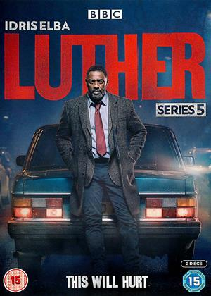 Rent Luther: Series 5 Online DVD & Blu-ray Rental