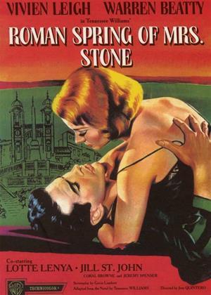 Rent The Roman Spring of Mrs. Stone Online DVD & Blu-ray Rental