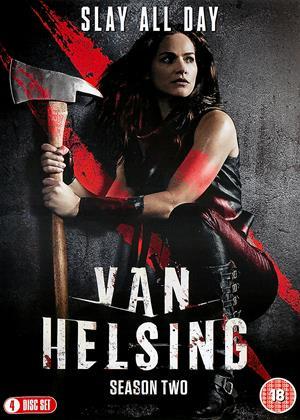 Rent Van Helsing: Series 2 Online DVD Rental