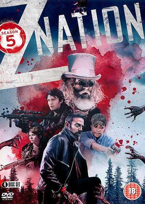 Rent Z Nation: Series 5 Online DVD Rental