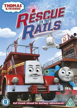 Rent Thomas the Tank Engine and Friends: Rescue on the Rails Online DVD & Blu-ray Rental