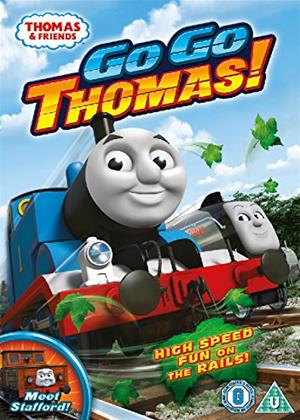 Rent Thomas the Tank Engine and Friends: Go Go Thomas! (aka Thomas & Friends: Go Go Thomas!) Online DVD & Blu-ray Rental