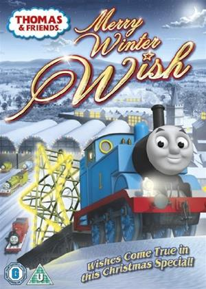 Rent Thomas and Friends: Merry Winter Wish Online DVD & Blu-ray Rental