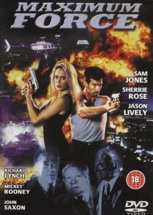 Rent Maximum Force Online DVD & Blu-ray Rental