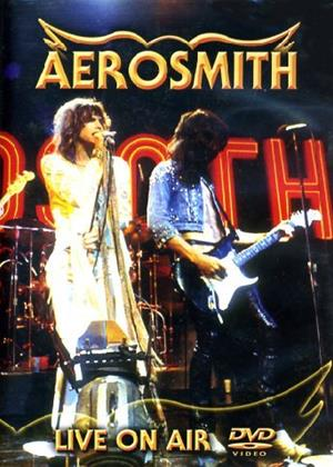Rent Aerosmith: Live on Air Online DVD & Blu-ray Rental