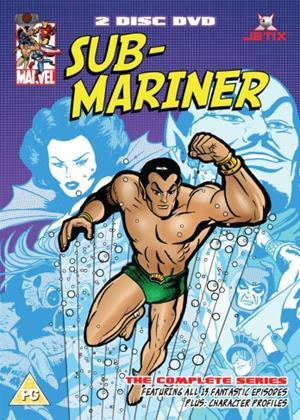 Rent Sub-Mariner (aka The Marvel Super Heroes: Prince Namor the Sub-Mariner) Online DVD & Blu-ray Rental