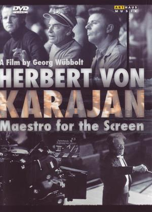 Rent Herbert Von Karajan: Maestro for the Screen (aka Filmstar Karajan) Online DVD & Blu-ray Rental