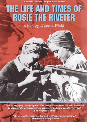 Rent The Life and Times of Rosie the Riveter Online DVD & Blu-ray Rental