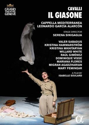 Rent Il Giasone: Grand Theatre Geneva (García Alarcón) Online DVD & Blu-ray Rental