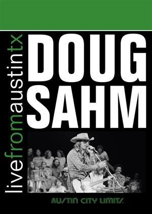 Rent Doug Sahm: Live from Austin, TX Online DVD & Blu-ray Rental