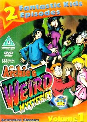 Rent Archie's Weird Mysteries: Vol.1 Online DVD & Blu-ray Rental