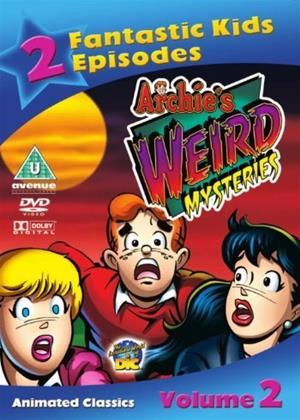 Rent Archie's Weird Mysteries: Vol.2 Online DVD & Blu-ray Rental