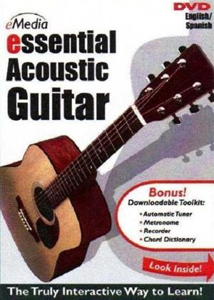 Rent Essential Acoustic Guitar Online DVD & Blu-ray Rental